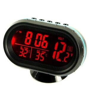Car Clock Date Digital Display