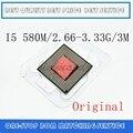 Процессор i5-580M (кэш 3 м, 2,66 ГГц ~ 3,33 ГГц, i5 580 м, SLC28) PGA988 ноутбук cpu совместимый HM55 PM55 HM57 QM57