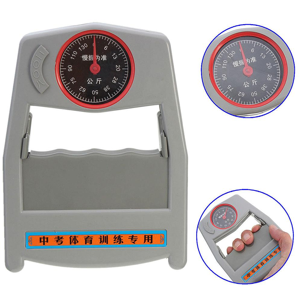 0-130kg Evaluation Dynamometer Hand Grip Strength Meter Exercise Measuring Tool