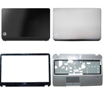 цена на NEW Original Laptop LCD Back Cover/LCD Front Bezel/Keyboard For HP Envy Pavilion M6 M6-1000 728670-001 686895-001 Silver Black