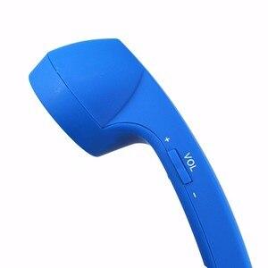 Image 4 - Высокое качество Классический ретро 3,5 мм удобный телефонный мини микрофон динамик телефонный звонок приемник для Iphone Samsung Huawei