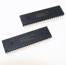 PIC18F4550-I/p pic18f4550 18f4550 microcontroladores usb dip40 ic pic mcu flash 16kx16 novo 1 peças