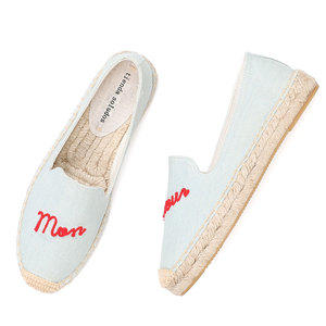 Image 3 - Tienda Soludos Espadrilles Fashion Womens Flats Shoes Flat 2019 Zapatillas Mujer Casual Sapatos With Cool Thick soled Fisherman