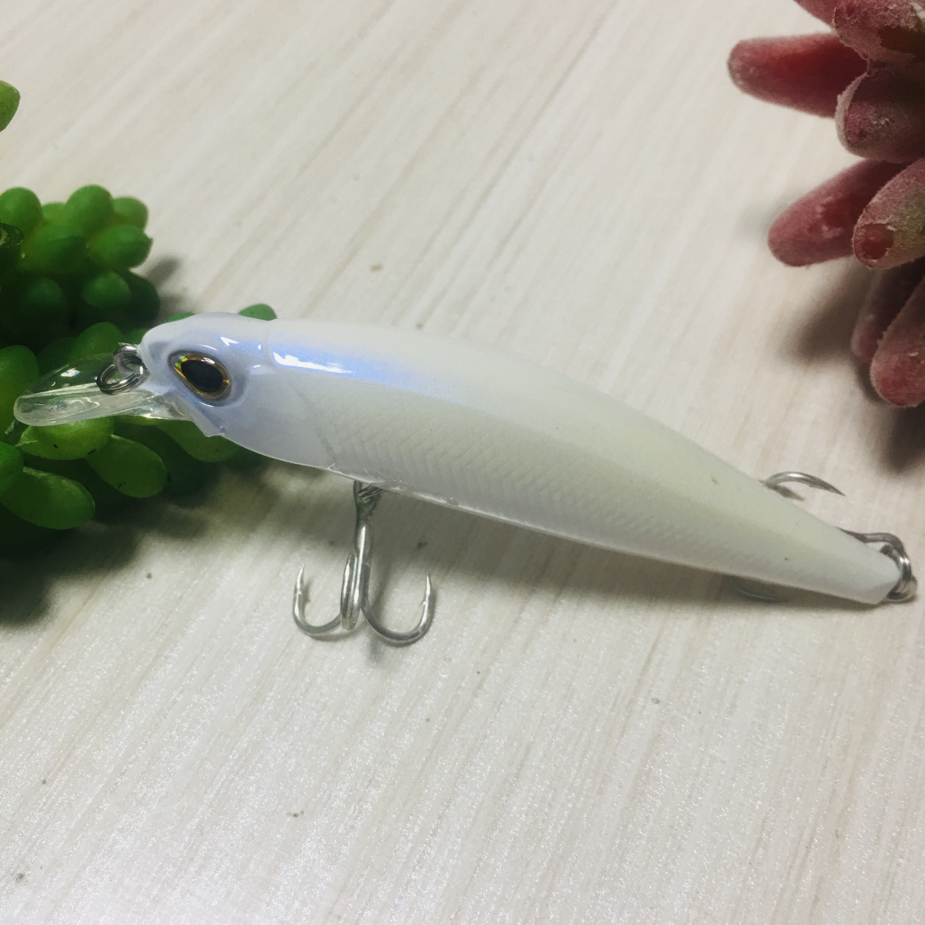 Джеркбейт Банановая Рыба Морской Realis Rozante 77 мм 8,4g, гольян модели-хиты продаж жесткая приманка для рыбалки качественная профессиональная бле...
