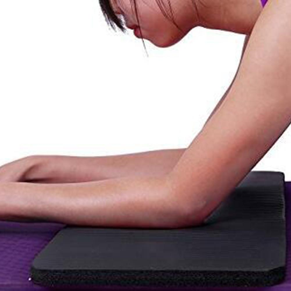 Yoga Mat Thick NBR Yoga Pad for Workout Training Abdominal Exercise 13