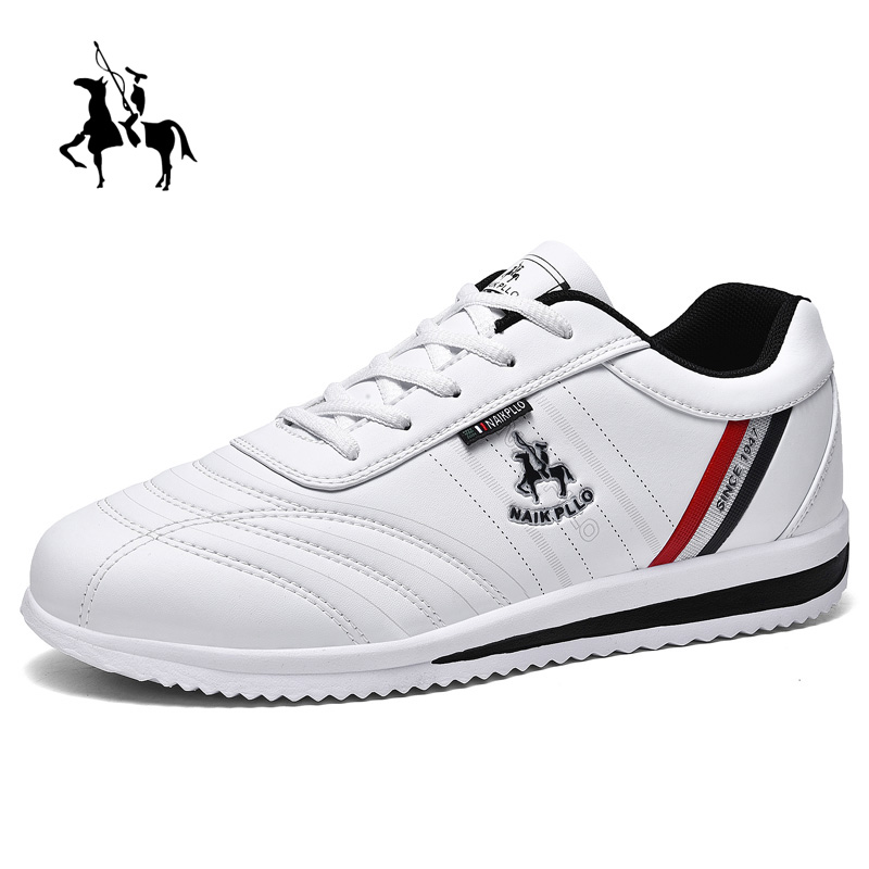 Golf Men's Professional Sports Shoes Non-slip Training Golf Sports Shoes Waterproof Leather Walking Shoes Black Blue Fitness 9