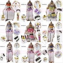 Love Hot Sale!!!Live cosplay ALL MEMBER costume Arabian night awakening Nico Rin dress Halloween unisex A