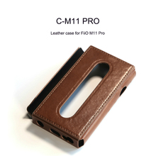 DD C M11 Pro Leather Case for FiiO M11 pro Music Plaper Waxed Leather