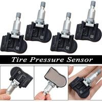 4Pcs 433Mhz Sensor de Monitor De Pressão Dos Pneus TPMS Sensor Para Volvo C30 C70 S40 S60 S70 S80 V40 V50 V60 V70 XC60 XC70 XC90 31341171|Sistemas de monitoramento de pressão dos pneus|   -