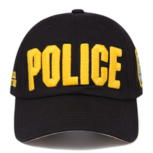 2020 new police fashion men and women baseball hats high quality outdoor sports