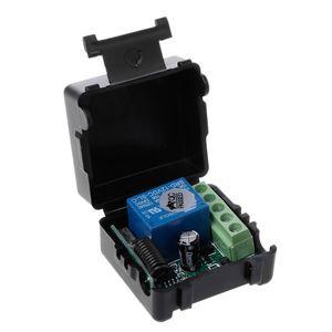 Image 5 - 2019 새로운 원격 제어 무선 스위치 12 v 315 mhz 1ch 릴레이 수신기 모듈 rf 송신기 지능형 전자