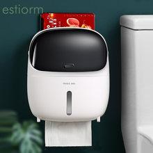 Водонепроницаемый держатель и диспенсер для туалетной бумаги