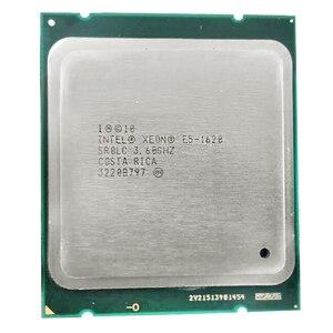 Image 2 - X79 lga 2011 conjunto de placa mãe kit atx com intel xeon e5 1620 cpu 8g (2*4gb) ddr3 reg ecc ram m.2 nvme ssd x79z 2.4f