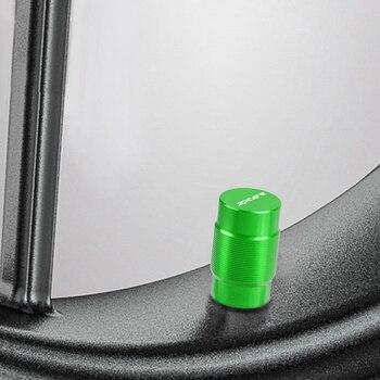 Couvercles de tige de Valve de pneu | Pour KAWASAKI ZX6R 2000 2001 2002 2003 2004 2005 2006