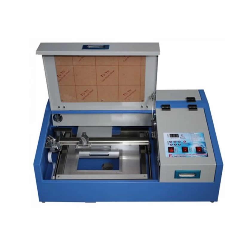 CO2 CNC Laser Engraving Cutting Machine 3020 40w