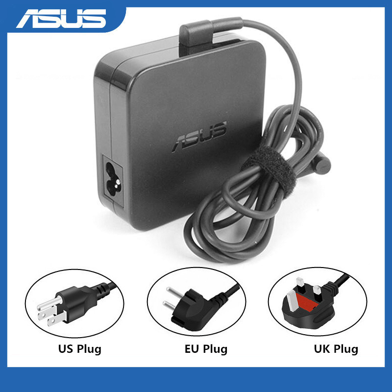 19V 4.74A 90W 5.5*2.5mm ADP-90YD B PA-1900-30 AC Power Charger Supply For Asus A42F K550D A55V A8 F80S X43SA EXA1202YH Laptop