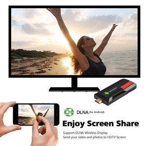 Image 4 - 2019 MK809 IV Android 7.1 przystawka do telewizora RK3229 Quad Core 2 GB/16 GB 1 GB/8 GB UHD 4K HD 3D mini PC H.265 WiFi DLNA inteligentny odtwarzacz multimedialny