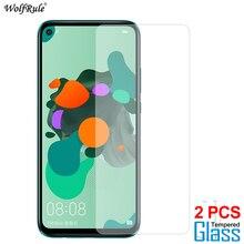 2 Stuks Beschermende Glas Voor Huawei Nova 5T 5i Pro Mate 30 Lite Screen Protector Gehard Glas Voor Huawei mate 30 Glas Telefoon Film