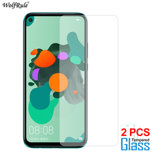 2Pcs Protective Glass For Huawei Nova 5T 5i Pro Mate 30 Lite Screen Protector Tempered Glass For Huawei Mate 30 Glass Phone Film