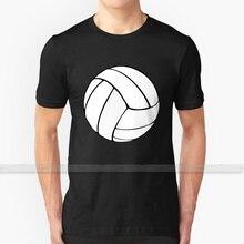 Volleyball T Shirt Custom Design Cotton For Men Women T - Sh