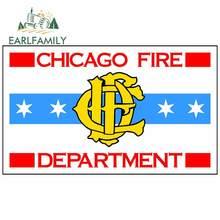 con /äxten y CFD Emblema de feuer1 Sudadera Marina Chicago Fire Dept