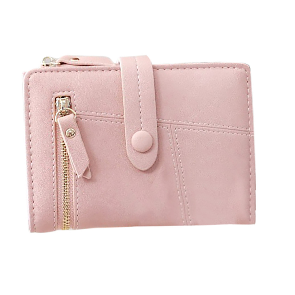 Women Short Wallets Mini Money Purses Small Fold Female Coin Purse Card Holder Women Wallets Girls Wallet Cartera Mujer ???????