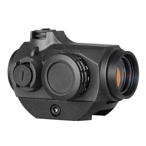 tactical red dot sight airsoft preto pistola