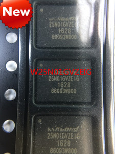 Image 1 - Free shipping 100% New Original  W25N01GVZEIG W25N01GVZEIG W25N01G 25N01GVZEIG WSON 8