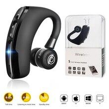 Auriculares deportivos V9 con Bluetooth 4,1, manos libres, universales, inalámbricos, con micrófono
