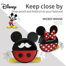 Disney Mickey Baby Anti-lost Backpack Toddler Anti Lost Backpack Cartoon Antilost Link Children Schoolbag Walking Strap Leashes