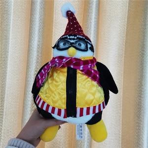Image 5 - 55cm poważni przyjaciele Joeys Friend Hugsy pluszowy pingwin Rachel wypchana lalka zabawki dla dzieci dzieci urodziny prezent na boże narodzenie