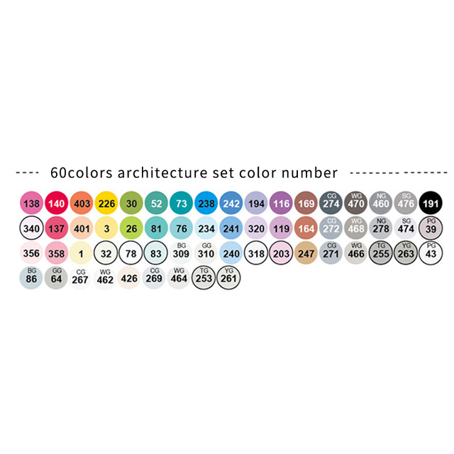 60color-Architecture