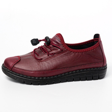 New Women Shoes PU Casual Shoes Female S