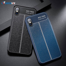 NORTHFIRE Phone Case for Xiaomi Max3 6 8 SE POCOPHONE F1 Soft TPU Vintage Case for Xiaomi Mi A2 A1 Note3 Mix2 Cover Coque Funda(China)