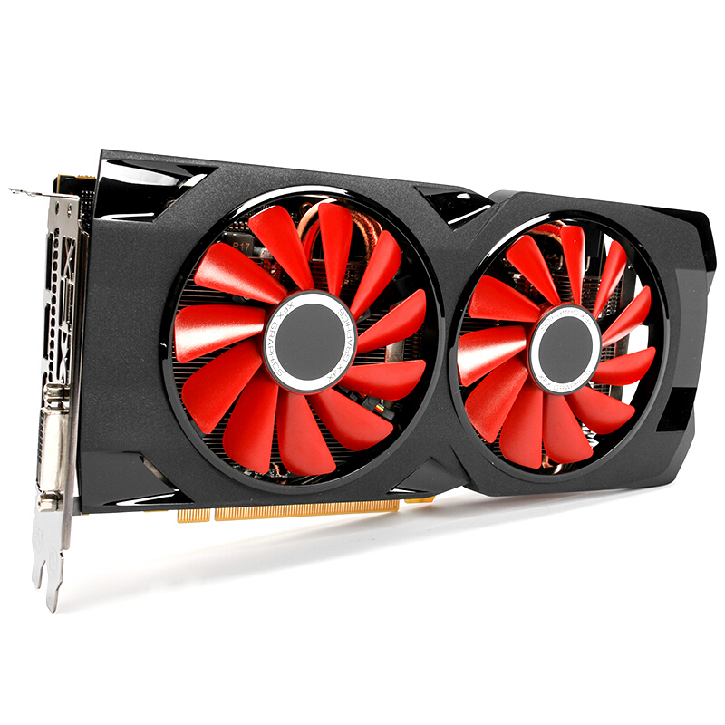 Used XFX <font><b>RX</b></font> 570 440 <font><b>580</b></font> 4GB 4 8 GB 256bit <font><b>GDDR5</b></font> Desktop Pc Gaming Graphics Cards Video Card Not Mining image