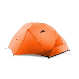 3F UL GEAR Floating Cloud 2 палатка для кемпинга 3-4 сезон 15D сверхлегкие нейлоновые охотничьи водонепроницаемые палатки с силиконовым покрытием