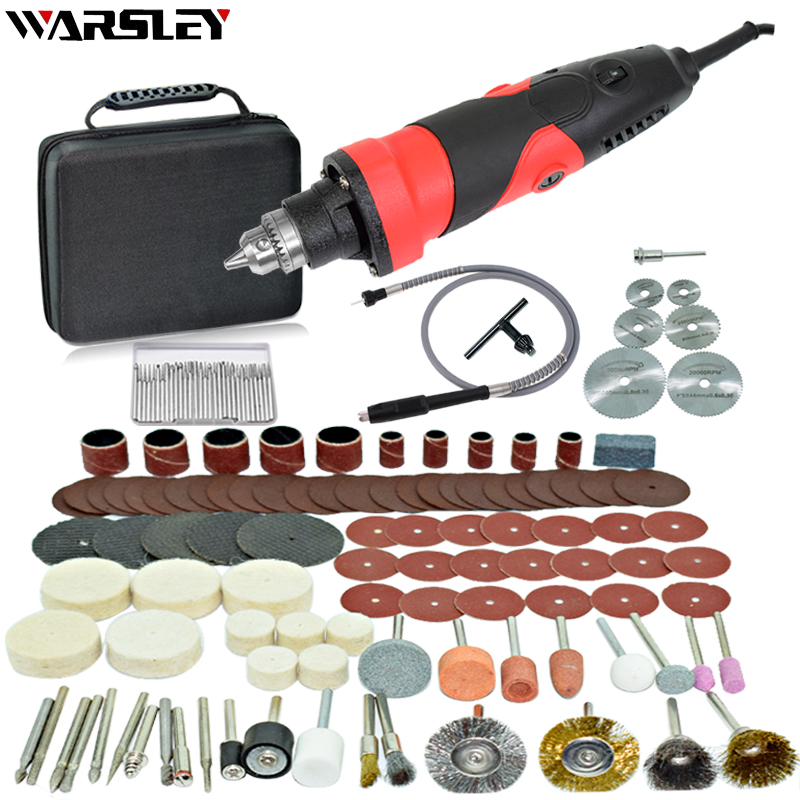 400W Engraver Dremel Electric Drill Engraving Pen Grinder Mini Drill DIY Drill Electric Rotary Tool Mini-mill Grinding Machine