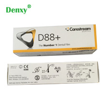 Dental x Ray Film Kodak D88+ Good Quality Carestream Intraoral Film Dental Clinic Use Dentist X Ray Meterial