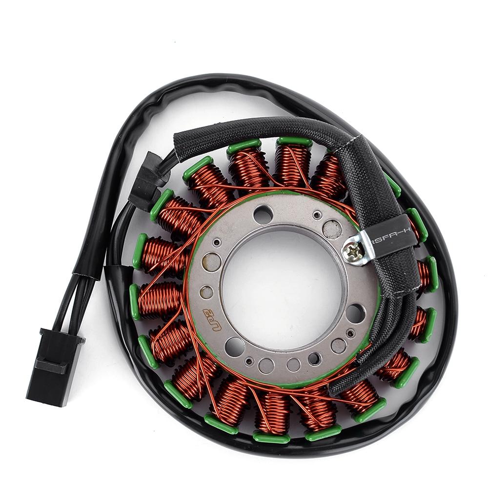 bobina do estator do motor para kawasaki zrx zr 400 ninja zx6r zx6 zx 400 500