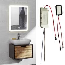 2021 neue Bad Dimmbare Spiegel Auf/Aus Touch Schalter 240V für Lampe Beleuchtung Intelligente
