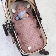 Envelopes Swaddle-Wrap Sleepsacks Stroller Kids-Accessories Bebes Newborn Infant Baby