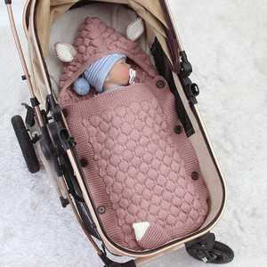 Envelopes Swaddle-Wrap Sleepsacks Stroller Kids-Accessories Fox Bebes Newborn Infant