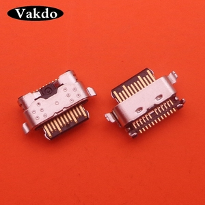 Image 3 - 50 adet USB şarj portu konnektörü fişi soket Dock onarım bölümü Motorola MOTO G7/G7 artı/G7 güç/G7 oyun