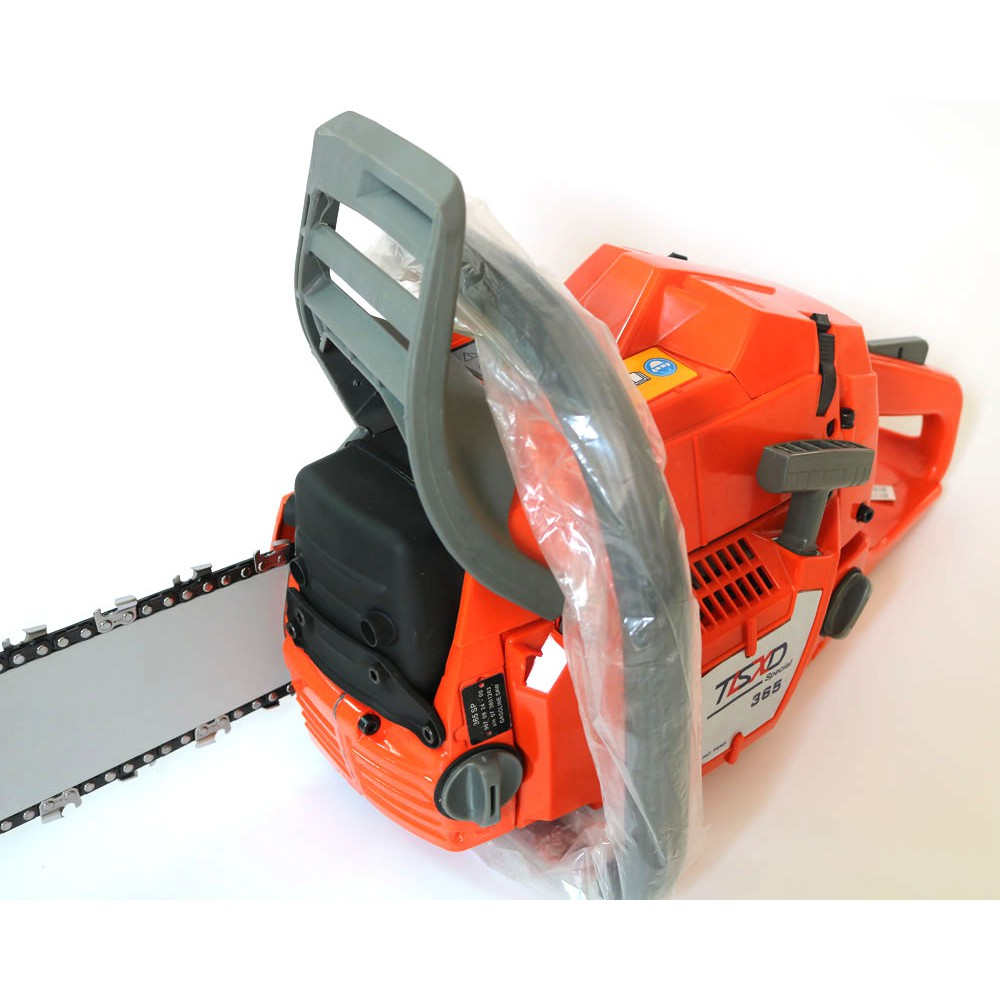 Tools : Chainsaw HUS365 CHAINSAW 65CC CHAINSAW Heavy Duty Petrol Chainsaw with 20inchBlade