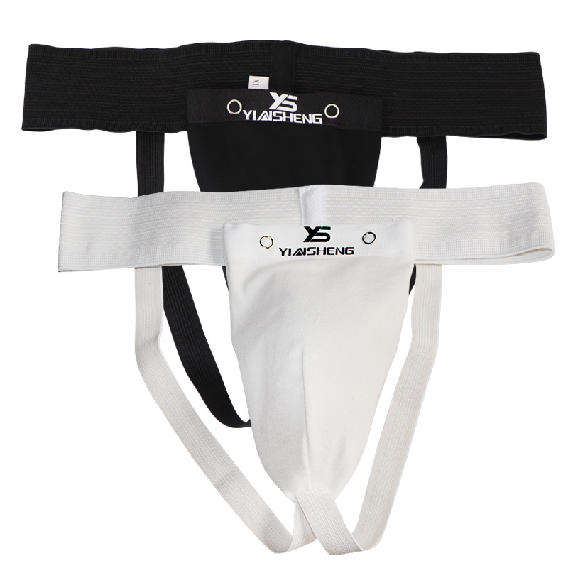Hot Sale Adult Male Taekwondo Crotch Protector TKD Karate Groin Guard Jockstrap Child Men Groin Protector Kick Boxing Protection