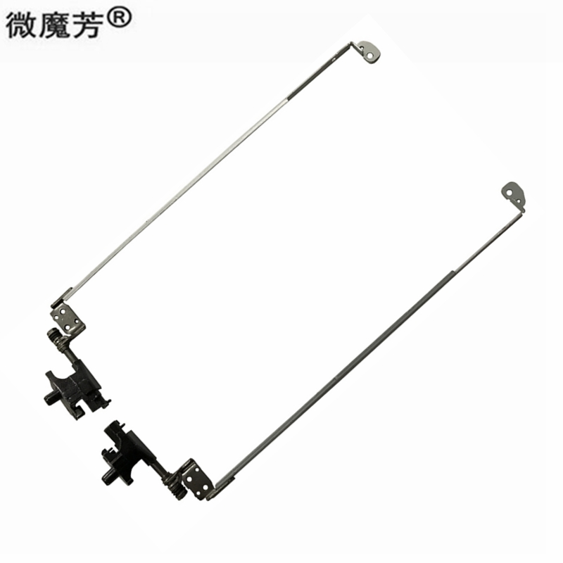 Laptops Replacements LCD Hinges Fit For Dell V1540 1540 Inspiron N5040 N5050 M5040 Hinges L + R