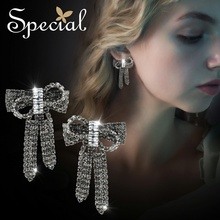 The SPECIAL New Fashion sterling 925 silver needle earrings elegant temperament for women,S2183E