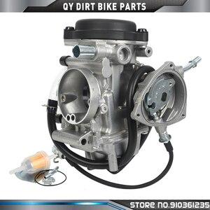 Image 5 - PD33J Carburetor For Yamaha Kodiak 400 YFM400 ATV Quad 2000 2001 2002 2003 2004 2005 2006 YFM400 ATV Quad Parts Carbs