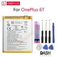ONEPLUS oryginalna bateria do telefonu OnePlus 6T A6010 BLP685 3610/3700mAh wysokiej jakości baterie litowo jonowe darmowe narzędzia