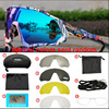Ciclismo óculos polarizados mtb mountain bike ciclismo óculos de sol óculos de ciclismo óculos de proteção oculos 14